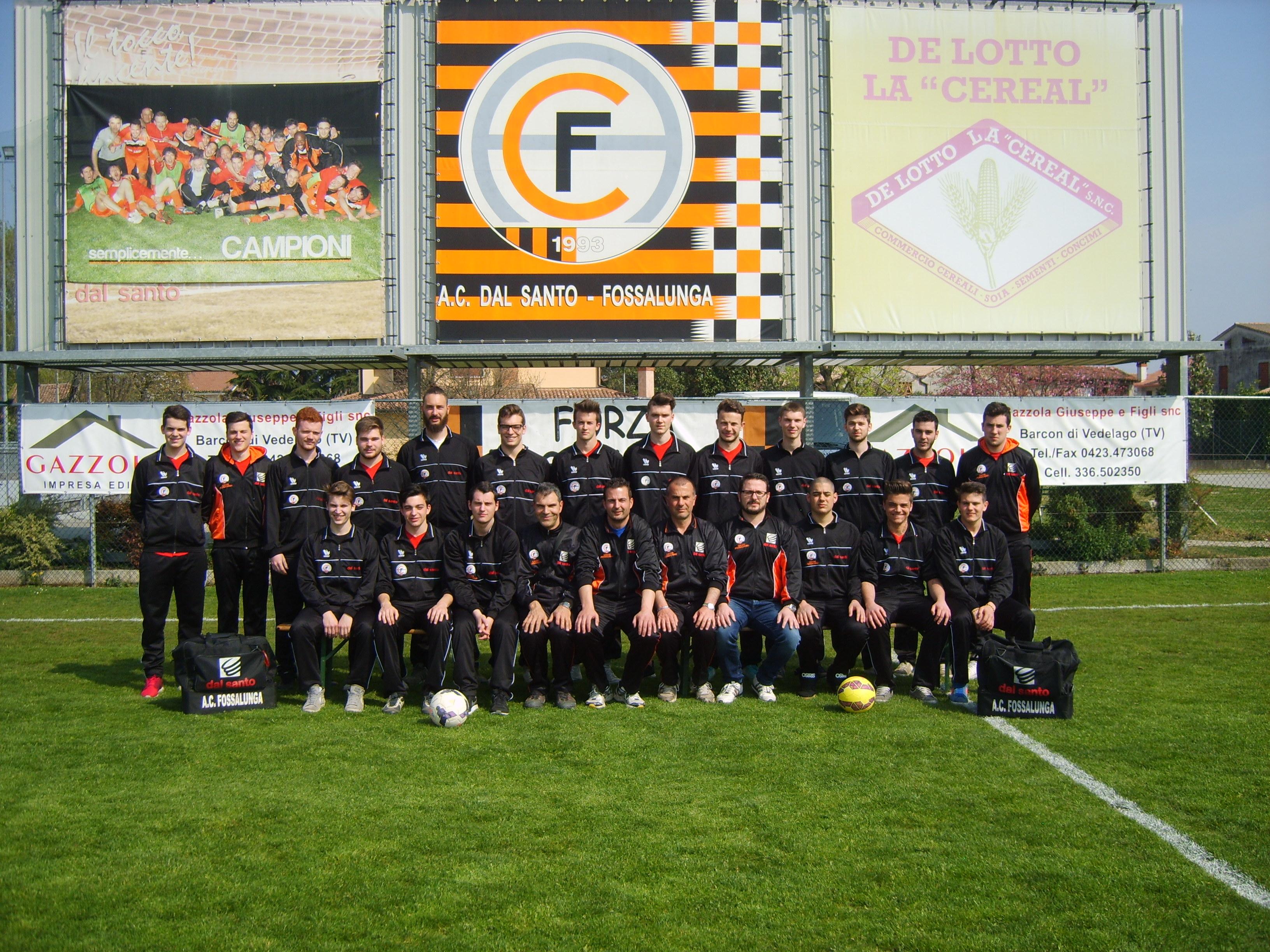 juniores ASD Calcio Fossalunga 2